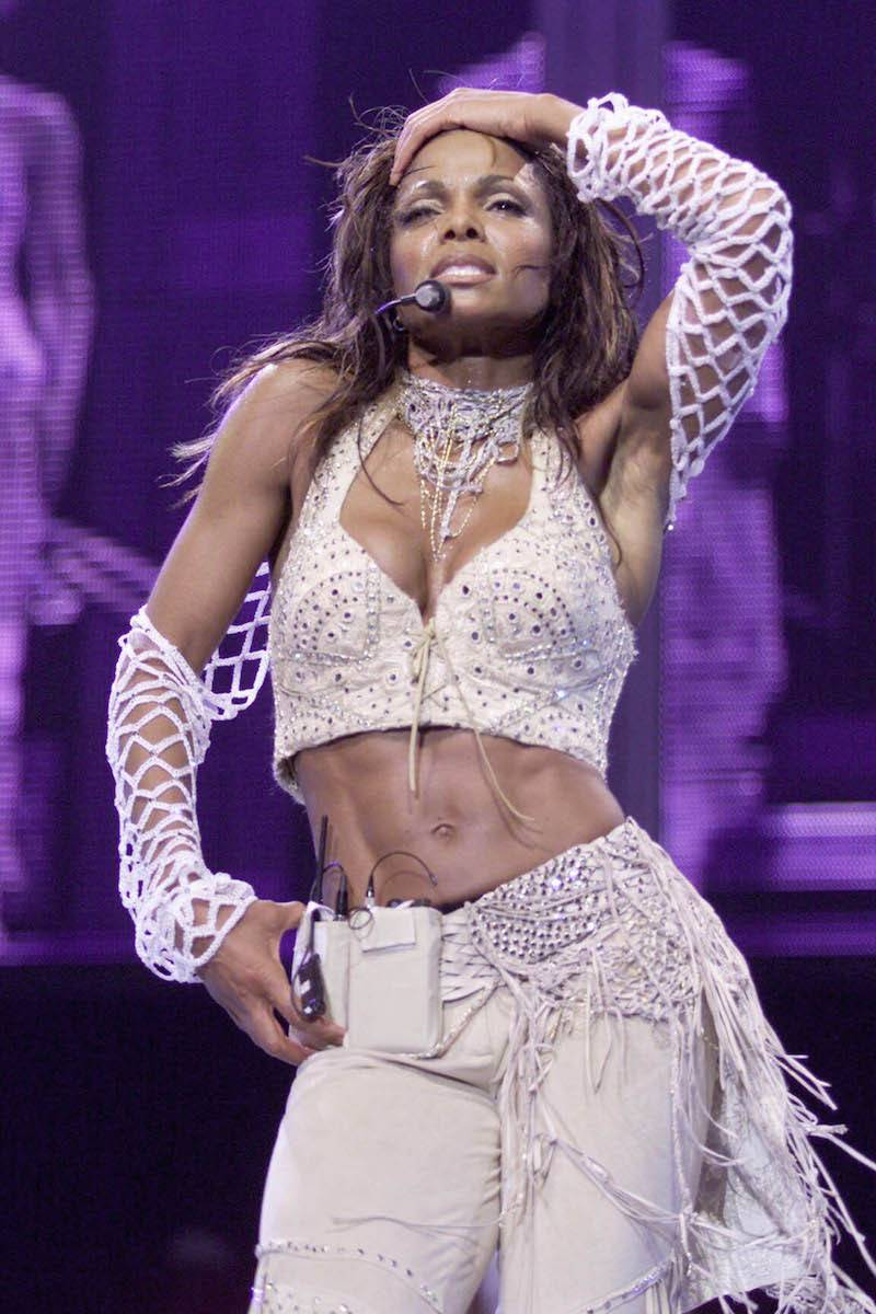 On Tour with Janet Jackson: A Retrospective - All About