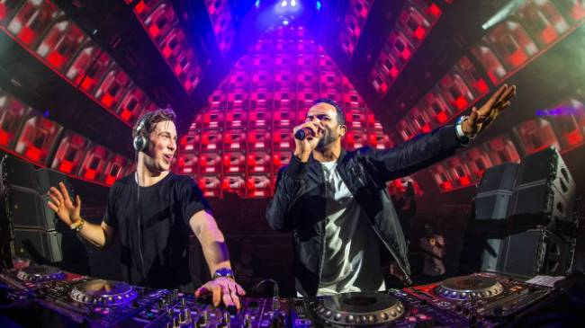 "Hardwell and Craig David Head to Miami In the Video For ""No Holding Back"""