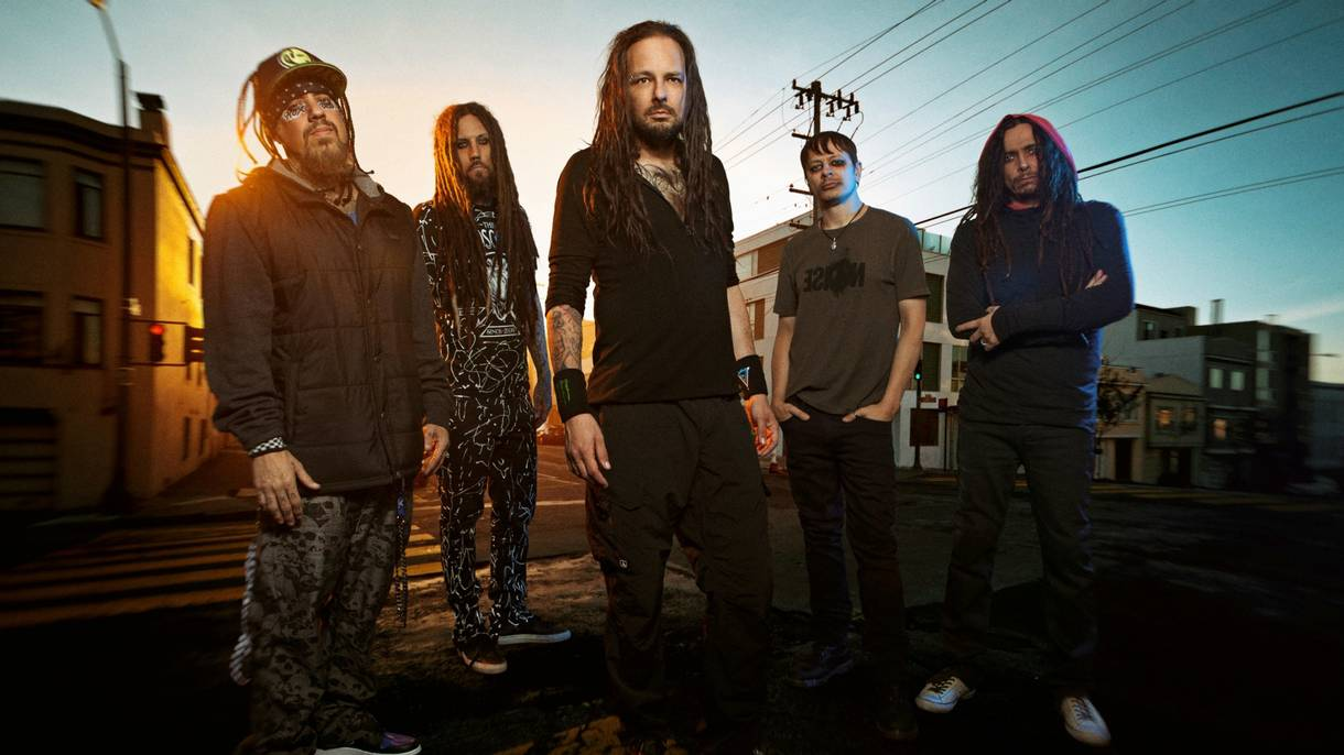 How Korn Are Finding Peace Amid The Chaos