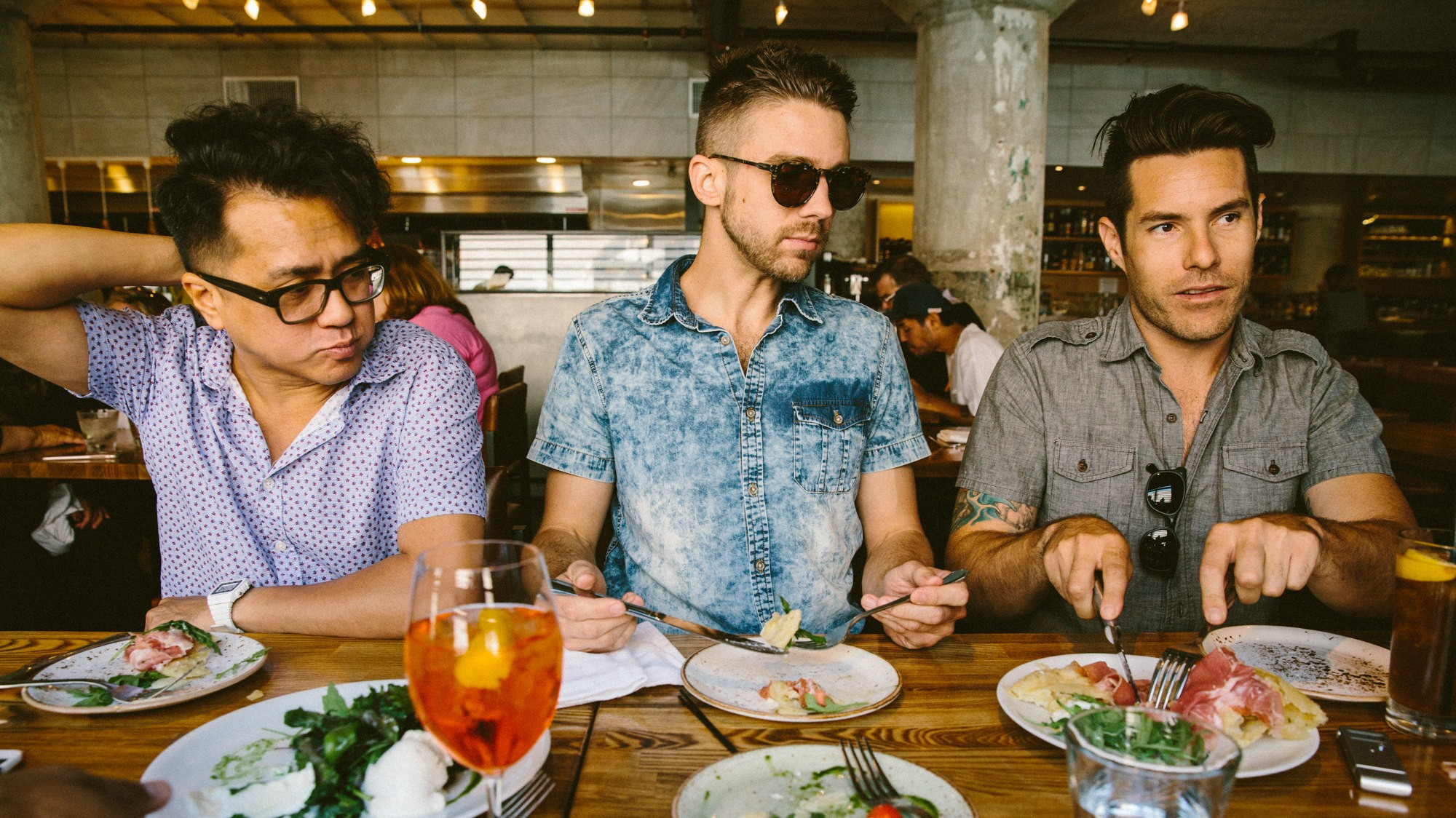 Saint Motel Talk Jokes, Philosophy, and That One Time They Ate Horse Meat