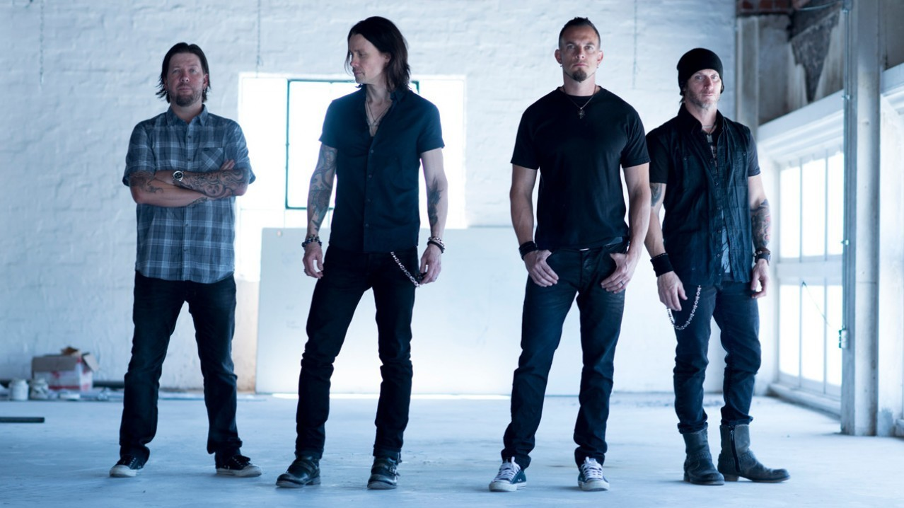 Get Ready to Rock Out With Alter Bridge Live From Dallas