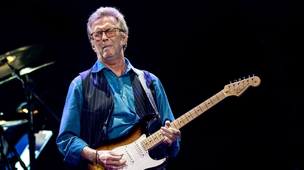 "Watch Eric Clapton Perform ""Wonderful Tonight"" In San Diego"