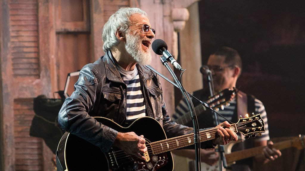 "Yusuf/Cat Stevens Performed ""Wild World"" With Chris Cornell"