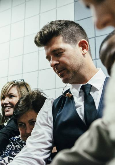 One Big Family: From The Road With Robin Thicke and His Band
