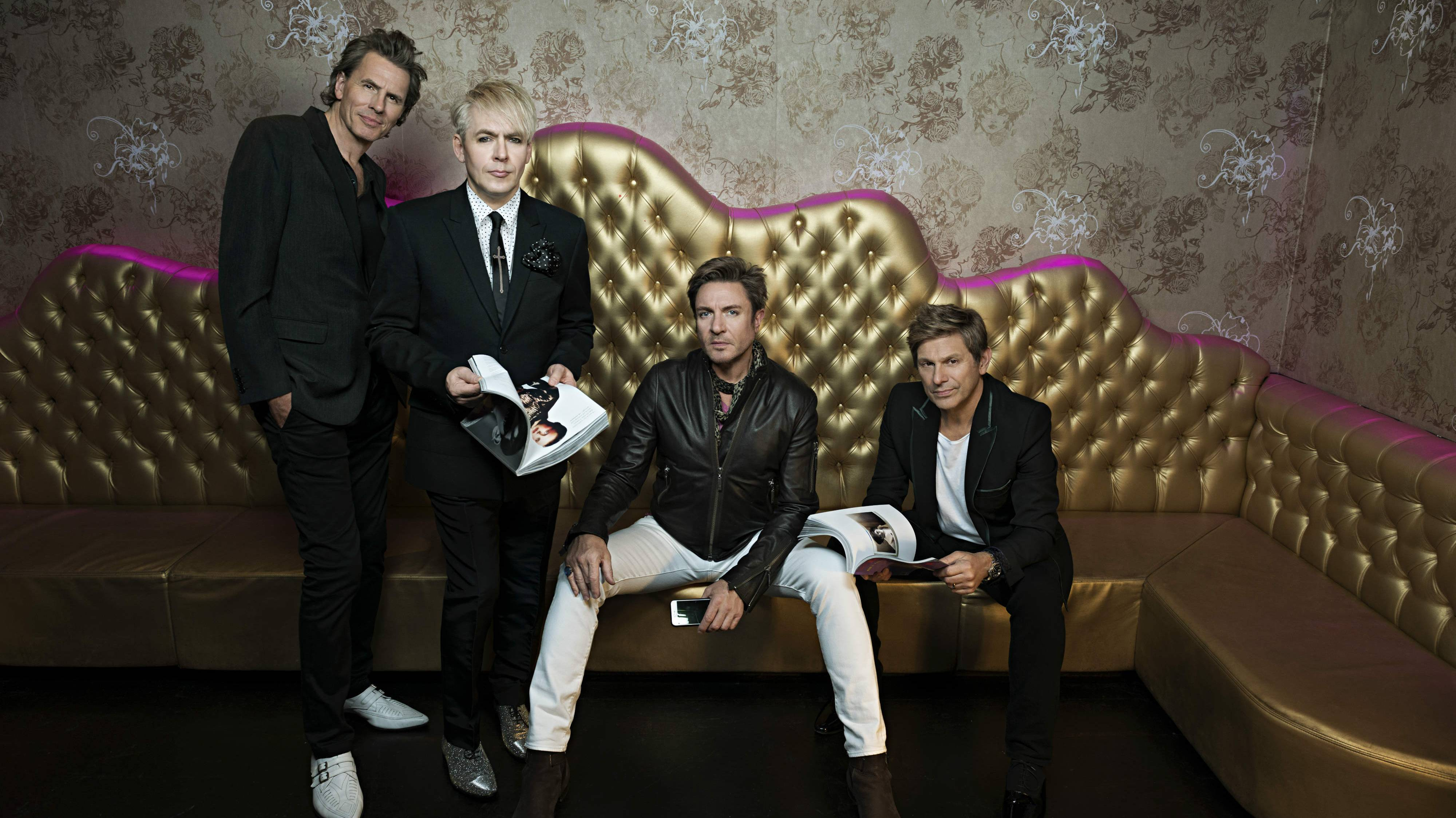 From the Road: Duran Duran On Growth, Fearlessness, and David Bowie