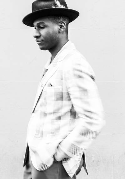 Leon Bridges On Suits, Soul, and the History Behind His Style